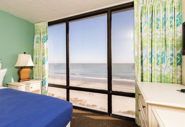 Schooner Beach and Racquet Club by Capital Vacations, Myrtle Beach, Habitación estándar, 1 habitación, frente al mar, Habitación