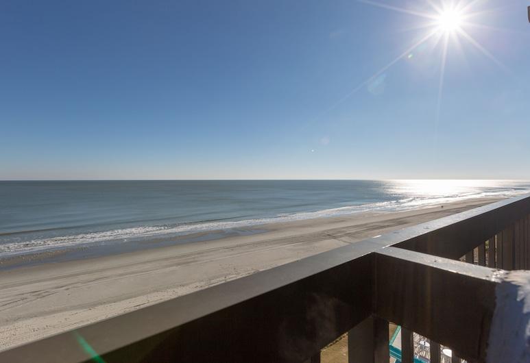 Schooner Beach and Racquet Club by Capital Vacations, Myrtle Beach, Standard Room, 1 Bedroom, Oceanfront, Balcony View