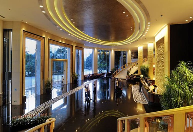 Parklane Hotel, Dongguan, Eteisaula