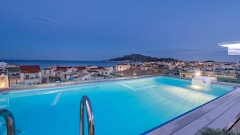 Bild vom Diana Hotel in Zakynthos