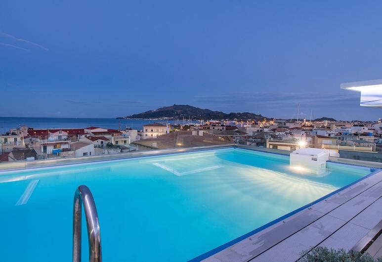 Diana Hotel, Zakynthos, Rooftop Pool