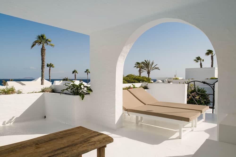 Villa Sea Lounge, 2 habitaciones con piscina privada climatizada - Balcony