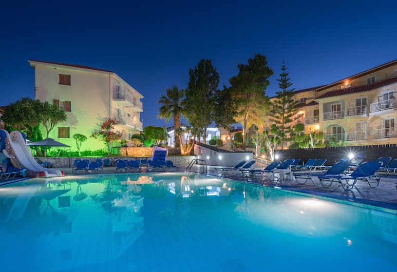 Diana Palace Hotel - All Inclusive, Zante, Esterni