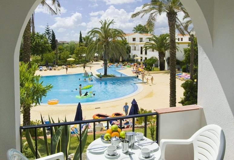 阿爾法加渡假村, 阿爾布費拉, 公寓, 2 間臥室, 渡假村景觀, 露台