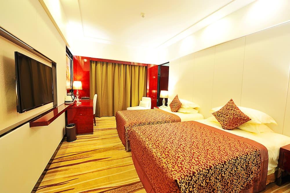 豪華客房, 2 張單人床 - 浴室