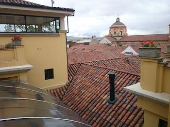 Fotografia hotela (Hotel de la Opera) v meste Bogota