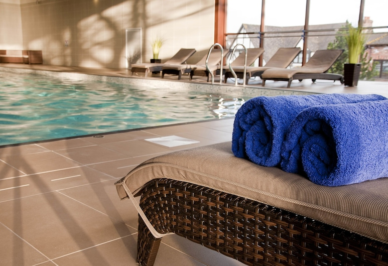 Woodbury Park Hotel and Golf Club, Exeter, Indoor Pool