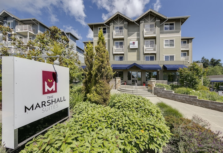The Marshall Suites, Bainbridge Island