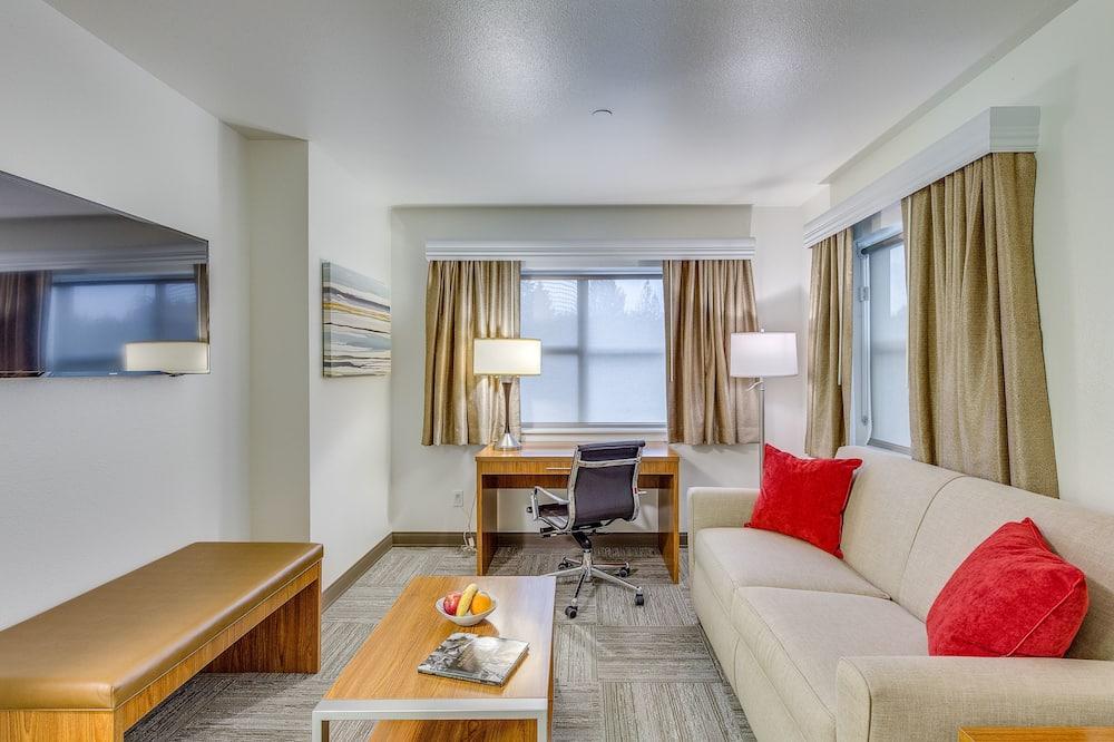 普通套房, 1 張加大雙人床 - 客廳