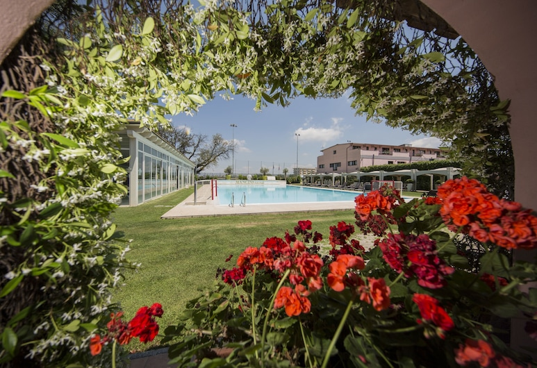 Mancini Park Hotel, Rom