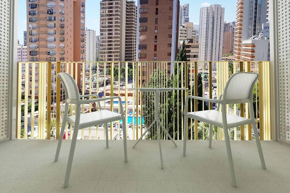 Класичний двомісний номер (2 односпальних ліжка) (2+2 ) - Балкон