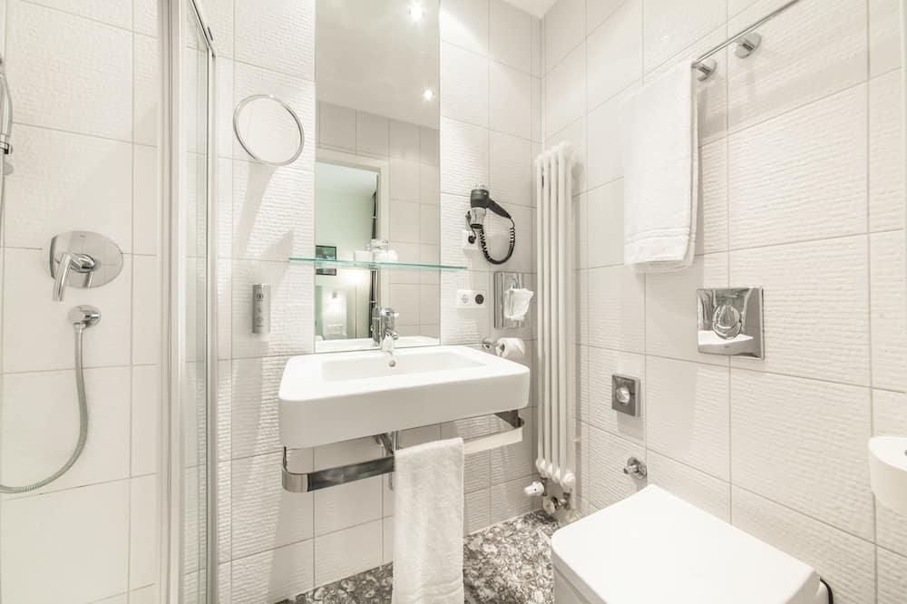 Business-Einzelzimmer (Queensize) - Badezimmer