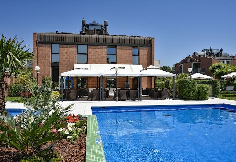 Marea Le Ville del Lido Resort, Venedig, Pool