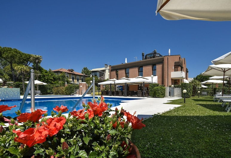Marea Le Ville del Lido Resort, Venetsia, Uima-allas