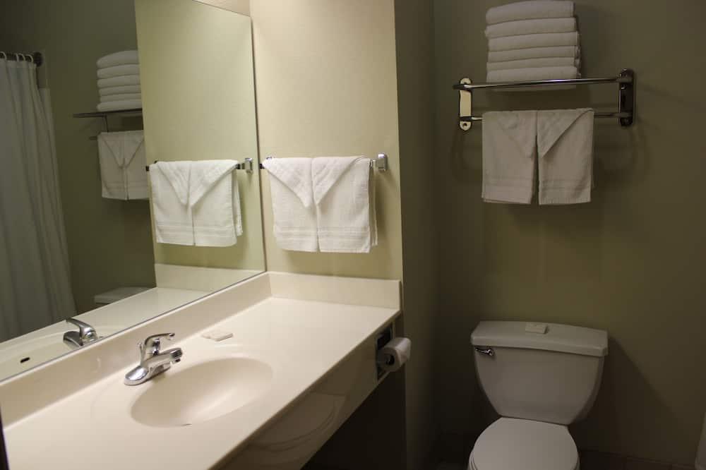 Quarto Duplo, 2 camas queen-size - Casa de banho