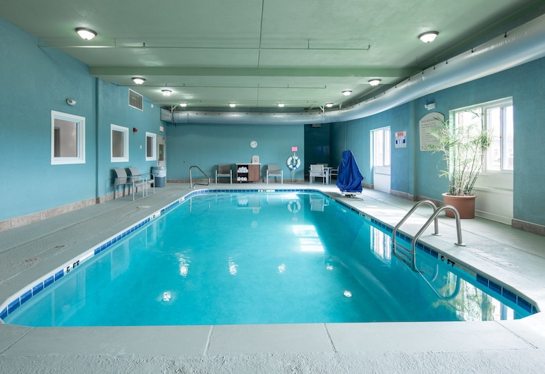 Holiday Inn Express & Suites Lenoir Cty, Lenoir City, Unutarnji bazen