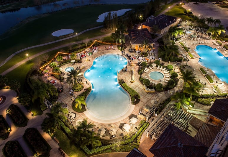 Rosen Shingle Creek, Orlando, Pool