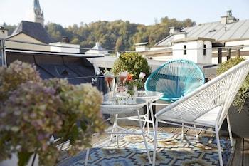 Bild vom Small Luxury Hotel Goldgasse in Salzburg