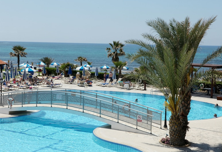 Kefalos Beach Tourist Village, Paphos, Outdoor Pool