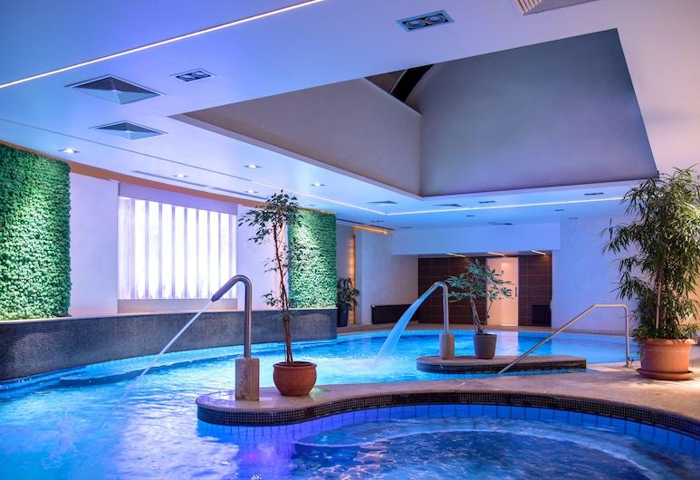 Palace Hotel Heviz, Hēvīza, Iekštelpu baseins