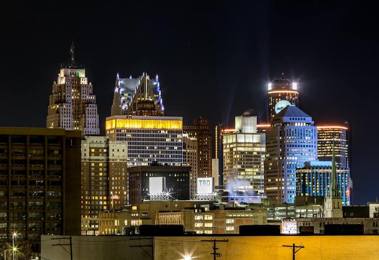 Trumbull and Porter - Detroit Downtown, Ascend Hotel Collection, Detroit, Utsikt fra hotellet
