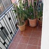 Triple Room With Balcony (On the 4th Floor, No Elevator)  - Balcony