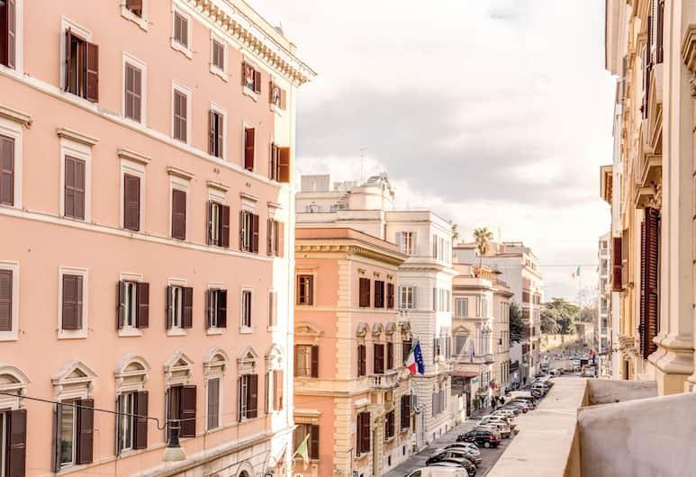 Hotel Continentale, Roma, Doppia uso singolo, Vista balcone