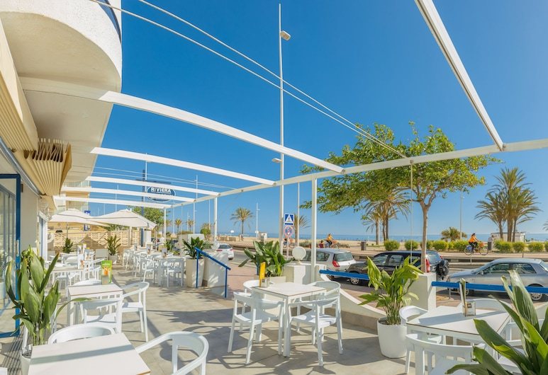 Hotel RH Riviera - Adults Only, Gandia, Standard Double Room Single Use, Terrace, Partial Sea View, Guest Room