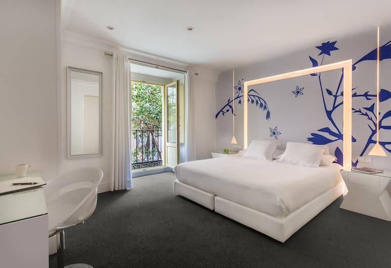 Room Mate Mario, Мадрид, Представительский номер, 1 двуспальная кровать «Кинг-сайз», Вид из номера