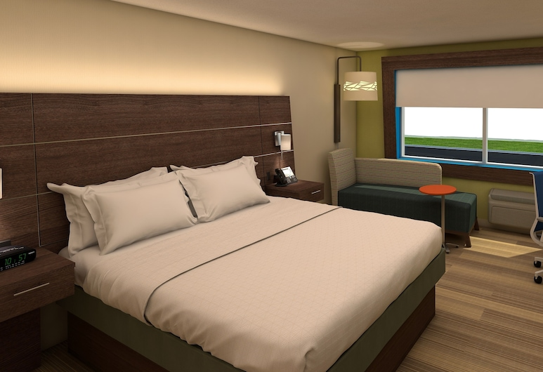 Holiday Inn Express Hotel & Suites Athens, Атенс, Номер