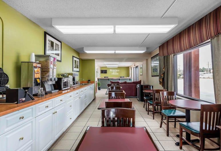 Rodeway Inn, Augusta, Aamiaishuone