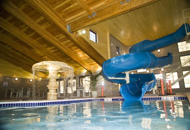 Hotel Glenwood Springs, Glenwood Springs, Tobogán acuático
