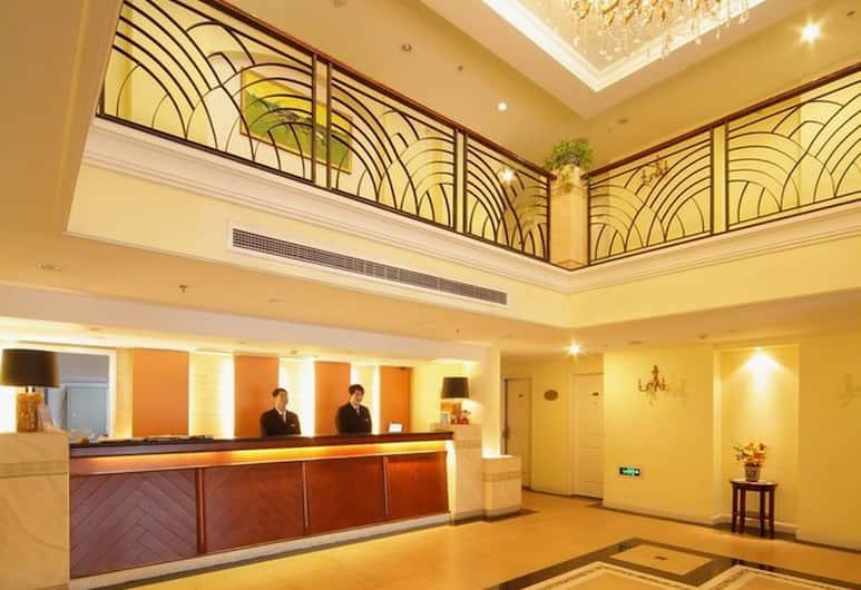 アセット ホテル 上海 (上海雅舎賓館), 上海, 内部エントランス