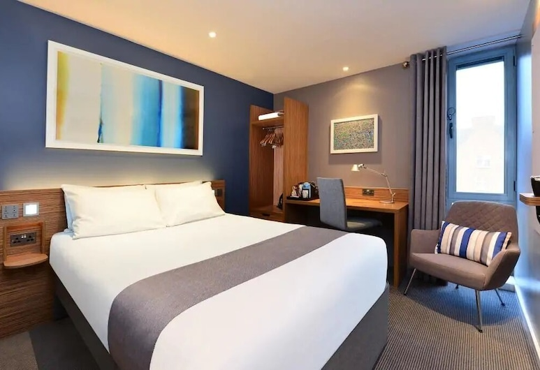 Travelodge London Central Marylebone, London, Double Room, Guest Room
