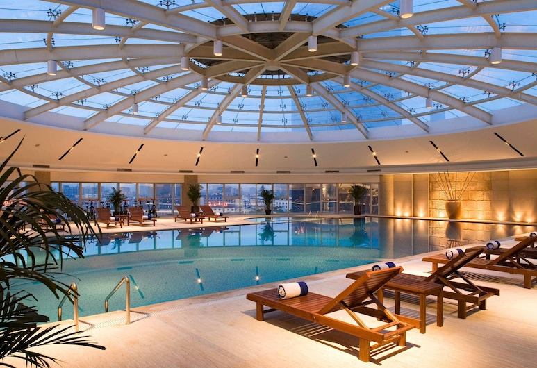 南京索菲特銀河大飯店, 南京市, 健身設施