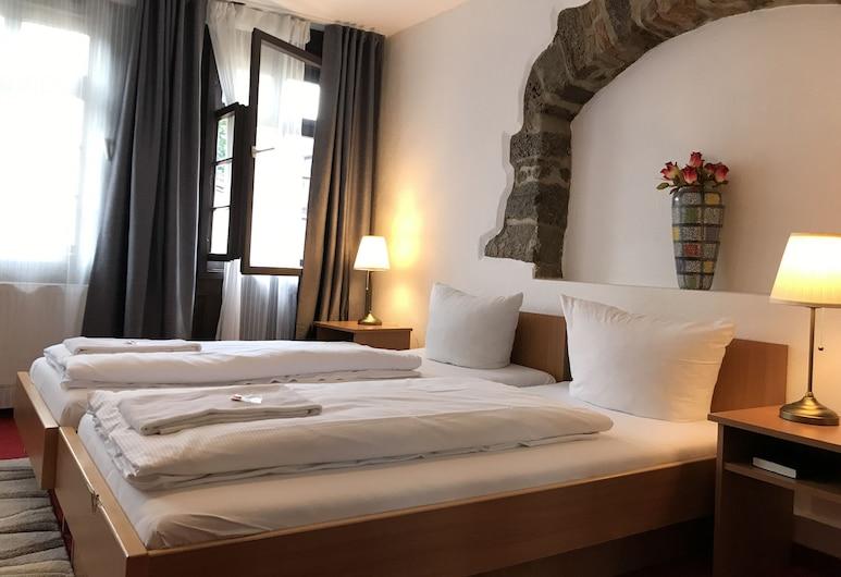 Ritter Hotel, פרנקפורט, חדר זוגי, חדר אורחים