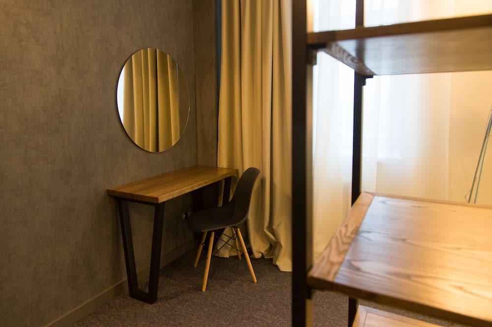 Jednolôžková izba typu Superior - Obývacie priestory