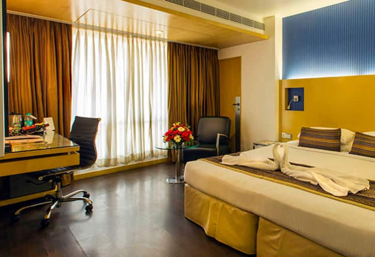 Ramee Guestline Hotel Dadar, Bombay, Executive Room, Oda