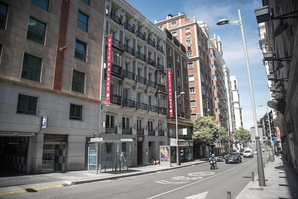 Petit Palace Plaza España, Madrid