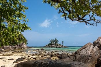 Fotografia do Le Relax Hotel and Restaurant em Ilha Mahe