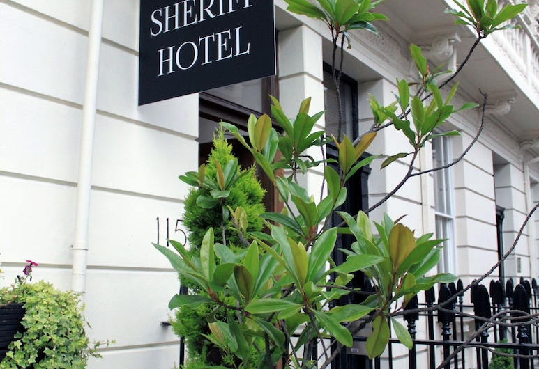 警長酒店, 倫敦