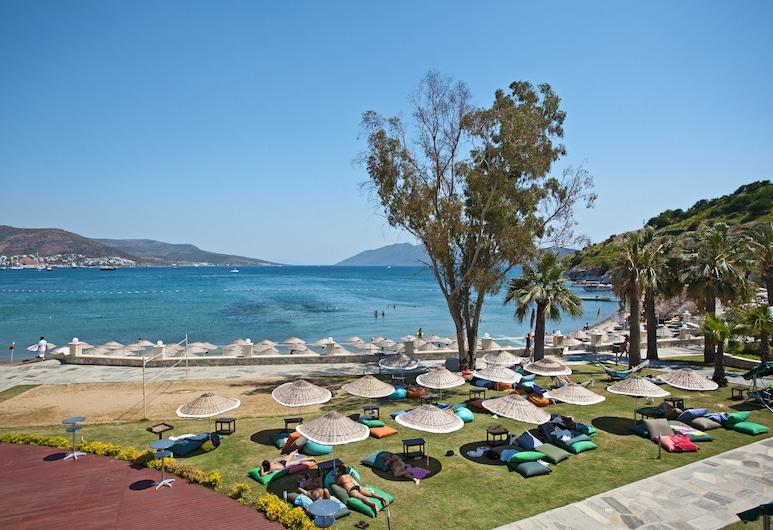 Salmakis Resort & Spa, Bodrum, Ranta