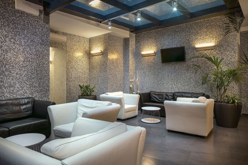 Lounge do saguão