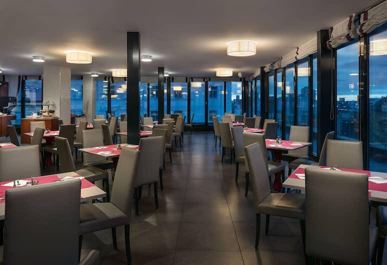 Hotel Galileo Prague, Praga, Área do café da manhã