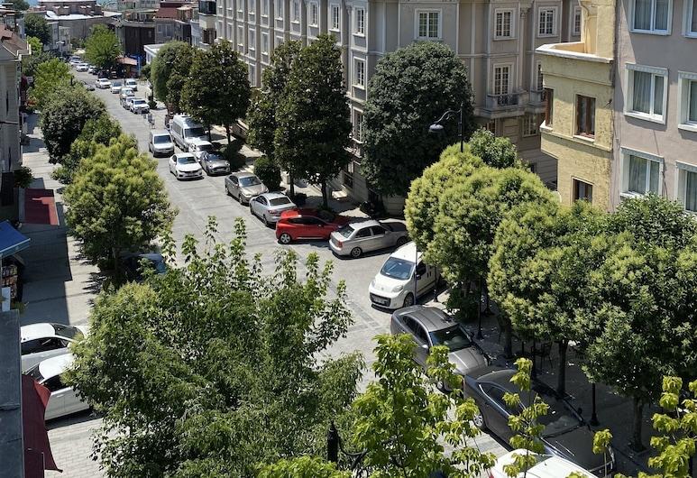 アベラ ホテル, イスタンブール, Single Room with Sea and City View, 部屋からの眺望