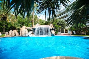 沙洛帕萊索爾花園酒店的圖片
