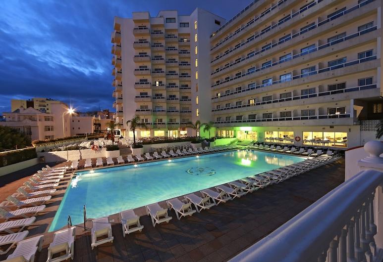 Marconfort Griego Hotel, Torremolinos, Buitenzwembad