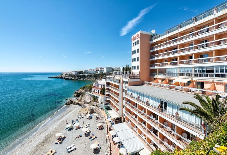 Hotel Balcón de Europa, Nerja, Strand