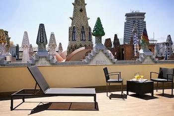 Image de Hotel Gaudí à Barcelone