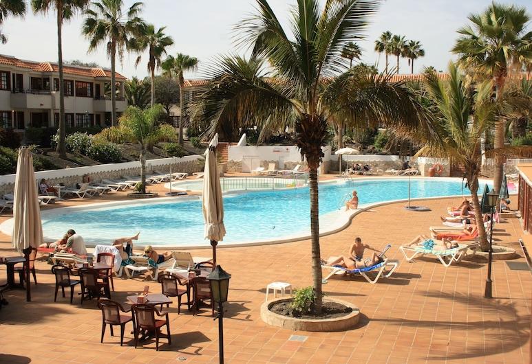 Apartamentos Fuentepark, La Oliva, Udendørs pool